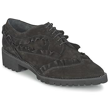 Pantofi Femei Pantofi Derby Sonia Rykiel CARACOMINA Negru