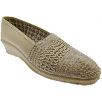 Pantofi Femei Papuci de casă Davema DAV212be blu