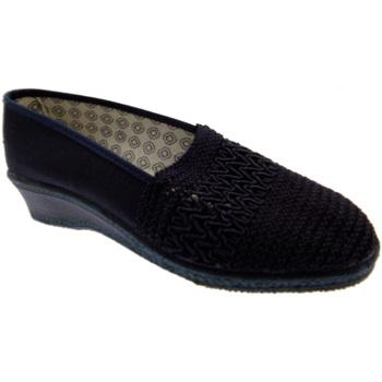 Pantofi Femei Papuci de casă Davema DAV212bl blu