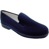 Pantofi Bărbați Papuci de casă Davema DAV050b blu