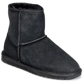 Pantofi Femei Ghete EMU STINGER MINI Negru