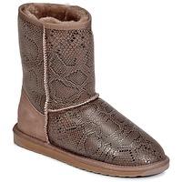 Pantofi Femei Ghete EMU STINGER PRINT LO Maro