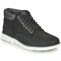 Încăltăminte Bărbați Pantofi sport stil gheata Timberland BRADSTREET CHUKKA LEATHER Negru