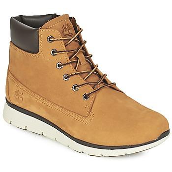 Pantofi Copii Pantofi sport stil gheata Timberland KILLINGTON 6 IN Galben-grâu