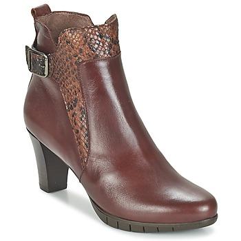 Pantofi Femei Botine Wonders SAVODIA Maro