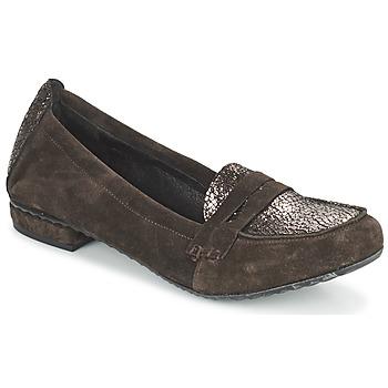 Pantofi Femei Mocasini Regard REMAVO Maro