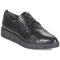 Pantofi Femei Pantofi Derby Perlato MEQUINI Negru
