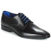 Pantofi Bărbați Pantofi Derby Azzaro JORY Negru