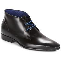 Pantofi Bărbați Ghete Azzaro JAVOY Negru