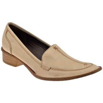 Pantofi Femei Mocasini Latitude  Bej