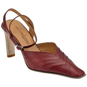 Pantofi Femei Pantofi cu toc Latitude  roșu
