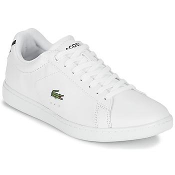 Încăltăminte Femei Pantofi sport Casual Lacoste CARNABY EVO BL 1 Alb