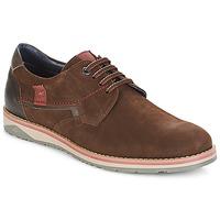 Încăltăminte Bărbați Pantofi Derby Fluchos BRAD Maro