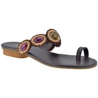 Pantofi Femei  Flip-Flops Swish  Maro