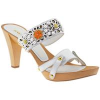 Pantofi Femei Sandale  Swish  Alb