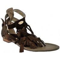 Pantofi Femei Sandale  Swish  Maro