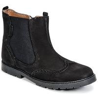 Pantofi Copii Ghete Start Rite DIGBY Negru