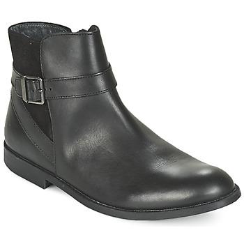 Pantofi Fete Ghete Start Rite IMOGEN Negru
