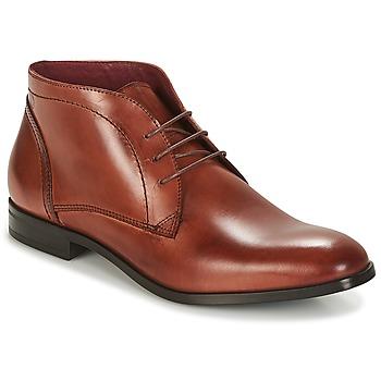 Pantofi Bărbați Ghete Carlington MANNY Maro