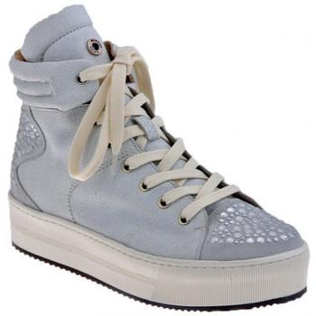 Pantofi Femei Pantofi sport stil gheata Janet&Janet  Alb