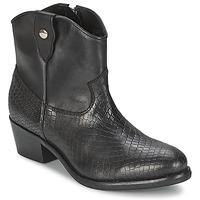 Pantofi Femei Ghete Koah ESTELLE BIS Black