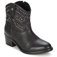 Pantofi Femei Ghete Koah ELISSA Black