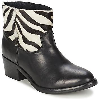 Pantofi Femei Ghete Koah ELEANOR Black