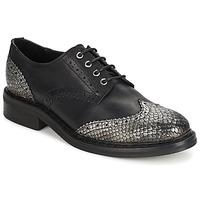 Încăltăminte Femei Pantofi Derby Koah LESTER Black / Silver