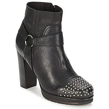 Pantofi Femei Botine Koah BESSE Black
