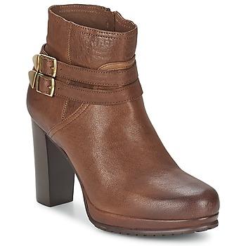 Pantofi Femei Botine Koah BONNIE Coniac