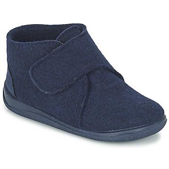 Pantofi Copii Papuci de casă Citrouille et Compagnie FELINDRA Albastru