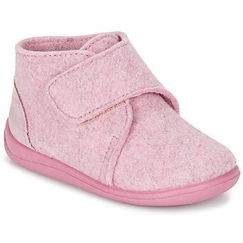 Pantofi Fete Papuci de casă Citrouille et Compagnie FELINDRA Roz