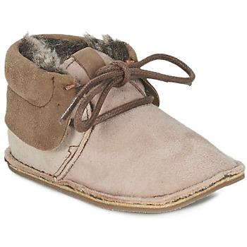 Pantofi Copii Papuci de casă Citrouille et Compagnie FELOPE Bej