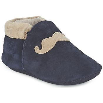 Pantofi Băieți Papuci de casă Citrouille et Compagnie FASICA Bleumarin
