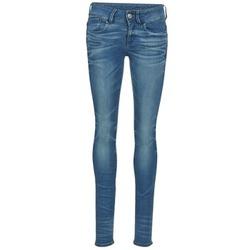 Îmbracaminte Femei Jeans skinny G-Star Raw LYNN MID SKINNY Albastru