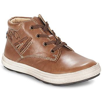 Încăltăminte Băieți Pantofi sport stil gheata GBB NINO Maro