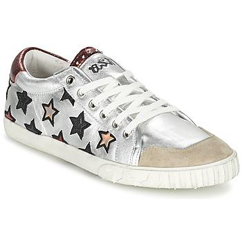 Pantofi Femei Sneakers Ash MAJESTIC Argintiu