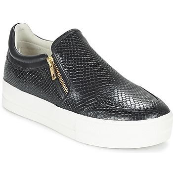 Pantofi Femei Pantofi Slip on Ash JORDY Negru