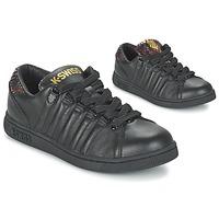 Pantofi Femei Pantofi sport Casual K-Swiss LOZAN TONGUE TWISTER Negru / Auriu