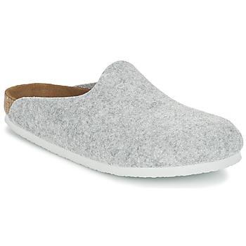 Pantofi Femei Saboti Birkenstock AMSTERDAM Gri / LuminoasĂ