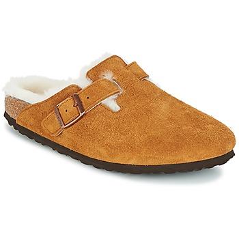 Pantofi Femei Saboti Birkenstock BOSTON Maro