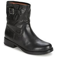 Pantofi Femei Ghete Espace ONAGRE Negru