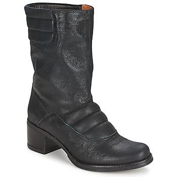 Pantofi Femei Ghete Espace DORPIN Negru