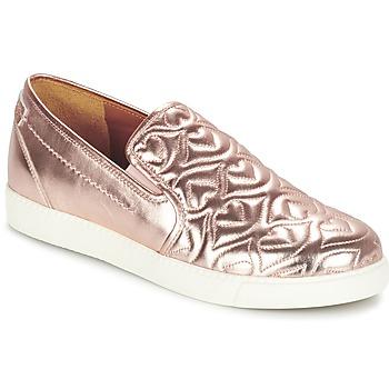 Pantofi Femei Pantofi Slip on See by Chloé SB27144 Roz / Auriu