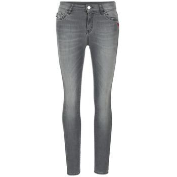 Îmbracaminte Femei Jeans slim Love Moschino MANI Gri
