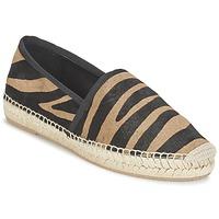 Pantofi Femei Espadrile Marc Jacobs SIENNA Negru / Camel