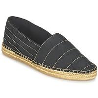 Pantofi Femei Espadrile Marc Jacobs SIENNA Negru / Auriu