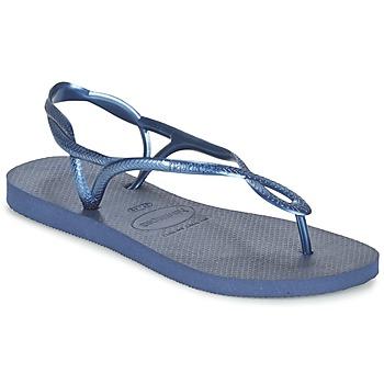 Pantofi Femei  Flip-Flops Havaianas LUNA Albastru / Bleumarin