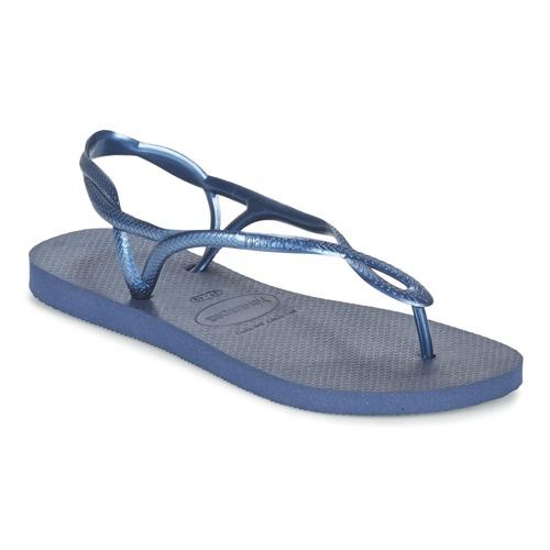 Pantofi Femei Sandale  Havaianas LUNA Albastru / Albastru