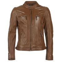 Îmbracaminte Bărbați Jachete din piele și material sintetic Oakwood 60901 Coniac